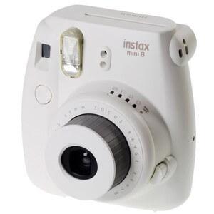 Fujifilm Instax Mini 8 Sofortbildkamera (62 x 46 mm) weiß