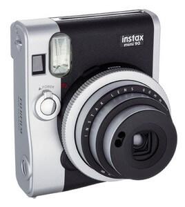 fujifilm-instax-mini-90-neo-classic-kamera-sofortbildkamera-silber-schwarz-schraeg