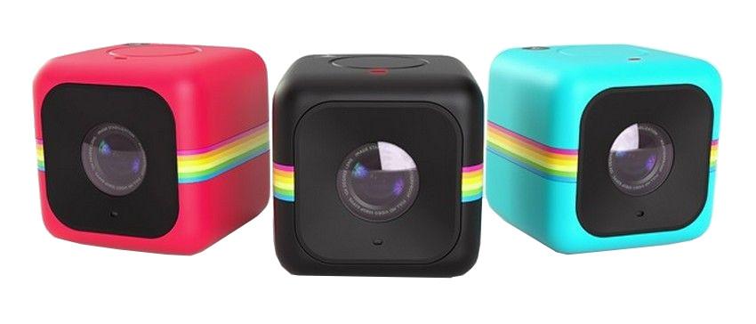 Polaroid Cube Action Cam verschiedene Farben kaufen