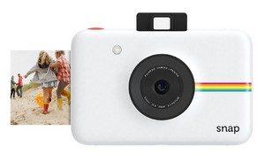 Polaroid Snap digitale Sofortbildkamera (WEISS) vorne