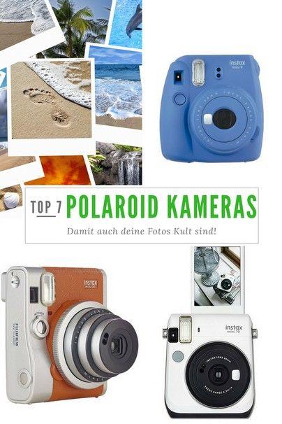Top 7 Polaroid Kamera - Welche ist die beste Sofortbildkamera für dich