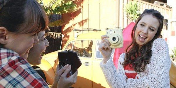 Fujifilm Instax Mini 8 Foto