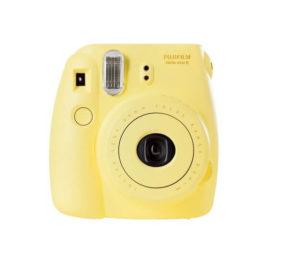 Fujifilm Instax Mini 8 gelb Front