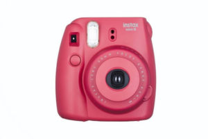 Fujifilm Instax Mini 8 pink Front