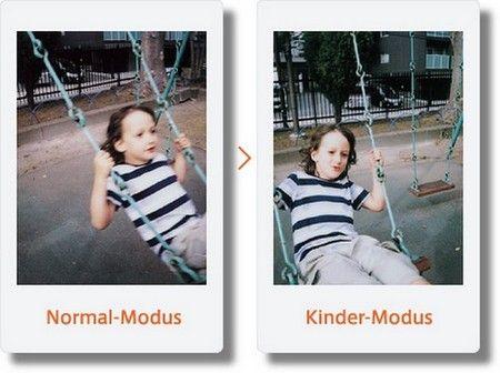 Fujifilm Instax Mini 90 Neo Kindermodus- Test