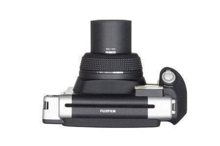 Fujifilm Instax Wide 300 Sofortbildkamera - Polaroid von oben - Polaroidfilm
