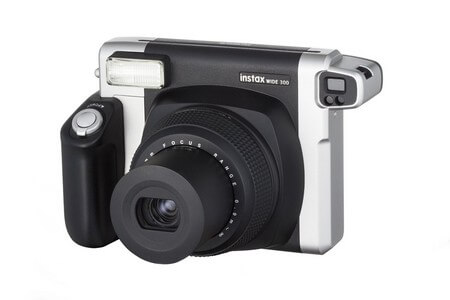Fujifilm Instax Wide 300 Sofortbildkamera - Polaroidkamera
