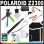 Polaroid Luxus BASIS SET für die Polaroid Z2300 Instant Print Kamera