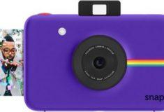 Polaroid Snap – Sofortbildkamera – lila