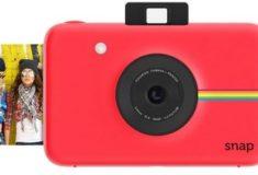 Polaroid Snap – Sofortbildkamera – rot