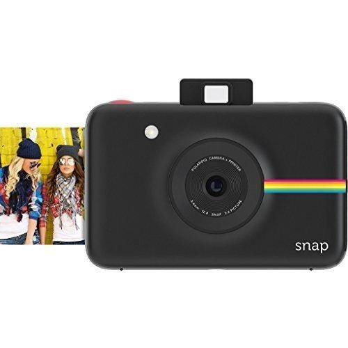 Polaroid Snap - Sofortbildkamera - schwarz