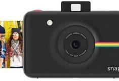 Polaroid Snap – Sofortbildkamera – schwarz
