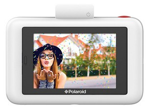 Polaroid Snap Touch digitale Sofortbildkamera Display