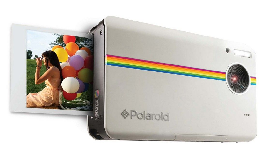 Polaroid Z2300 Sofortbildkamera Test