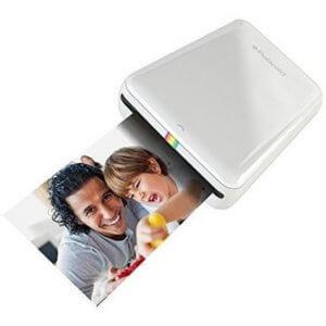 Polaroid ZIP Handydrucker mit ZINK Zero tintenfreier Drucktechnologie – Kompatibel mit iOS- & Androidgeräten