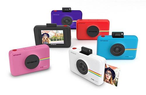 Polaroid Snap und Snap Touch - digitale Sofortbildkamera verschiedene Farben