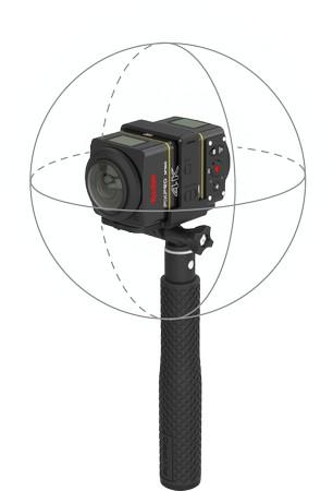 360 Grad Kamera Erklärung