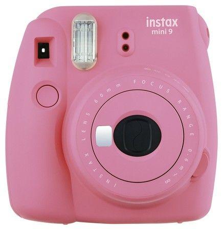 Fujifilm Instax Mini 9 Kamera Test rosa