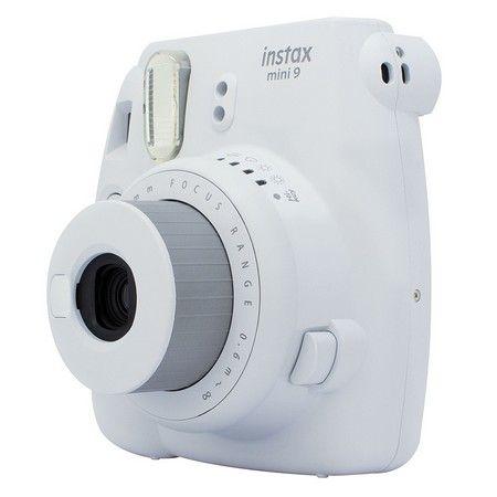 Fujifilm Instax Mini 9 Kamera Test - weiß