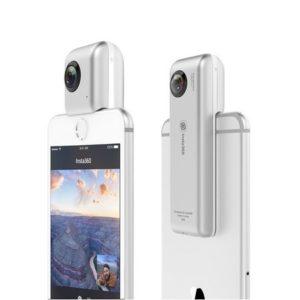 Insta360 Nano - 360 Grad Kamera - Iphone Anwendung