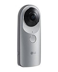LG 360 Cam – 360 Grad Kompaktkamera - Vollsphärenkamera