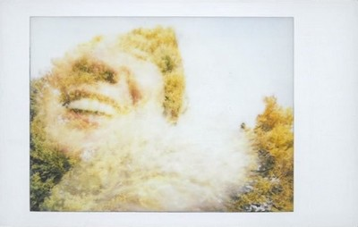 Doppelbelichtung Leica Sofortbildkamera