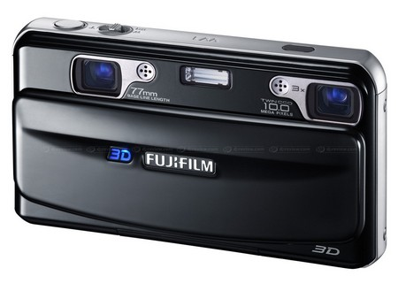 Fujifilm FinePix Real 3D Kamera Ansicht Front