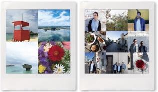 Fujifilm Instax SQUARE SQ10 Miniaturbilder - Vier oder neun Bilder gleichzeitig auf einem Sofortbild