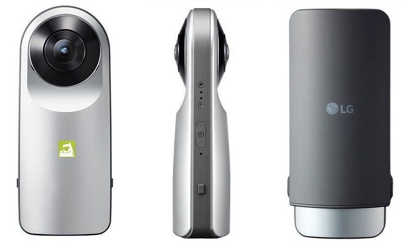 LG 360 Cam – 360 Grad Kamera Test