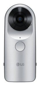 LG 360 Cam – 360 Grad Kamera und Vollsphärenkamera