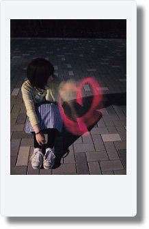 Leica Polaroid Kamera - Langzeitbelichtung- Test