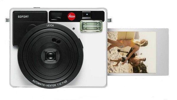 Leica Sofort Sofortbildkamera