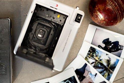 Leica Sofort - Sofortbildkamera Test