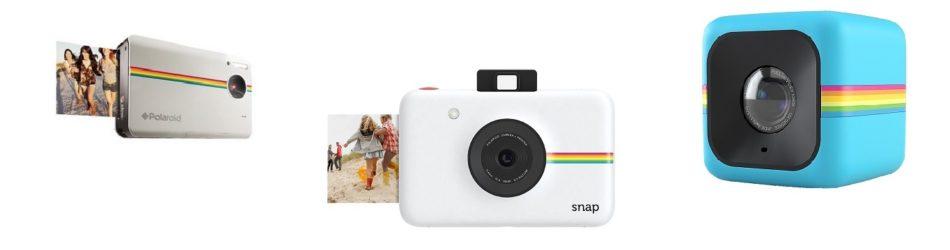 Digitale und analoge Polaroid Kamera im Test
