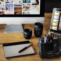 Bildbearbeitung als Dienstleistung anbieten