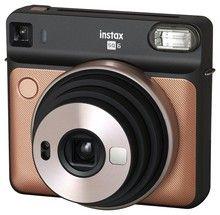 Fujifilm Instax SQ 6 EX D Sofortbildkamera in Gold