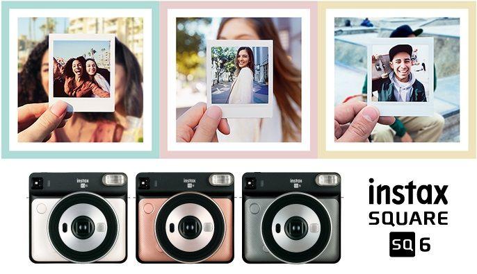 Fujifilm Instax SQ 6 Test