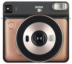 Fujifilm Instax SQ 6 EX D Sofortbildkamera Blush Gold