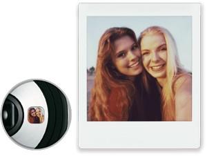 Fujifilm Instax SQ 6 Selfie-Modus & Selfie-Spiegel