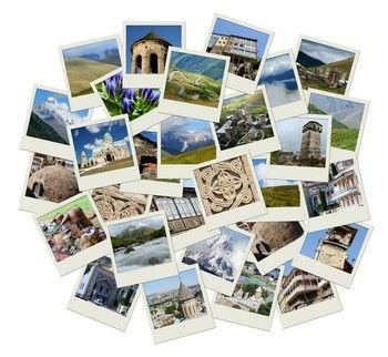 Polaroid Sofortbilder