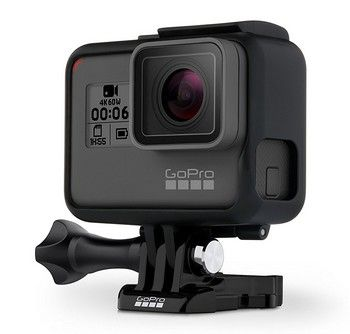 GoPro Hero 6 Black Kamera Test
