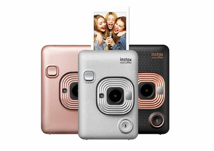Fujifilm Instax mini LiPlay im Test